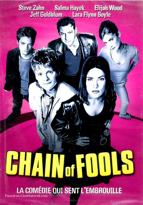 Chain Of Fools - French DVD movie cover