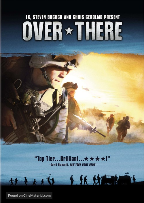 """Over There"" - Movie Poster"