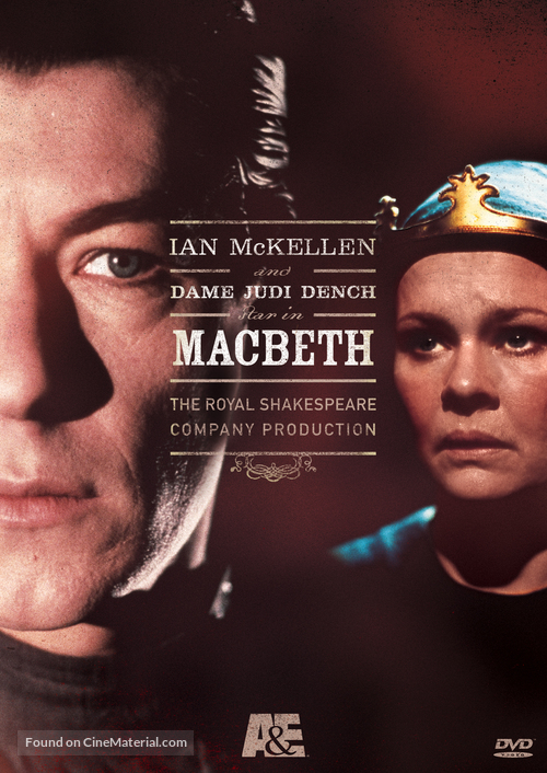 A Performance of Macbeth - Movie Cover