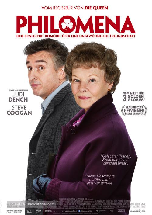 Philomena - German Movie Poster