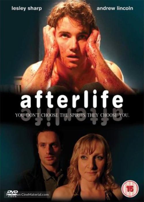 """""""Afterlife"""" - British poster"""