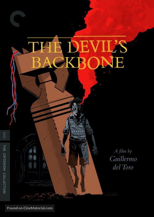 El espinazo del diablo - DVD movie cover