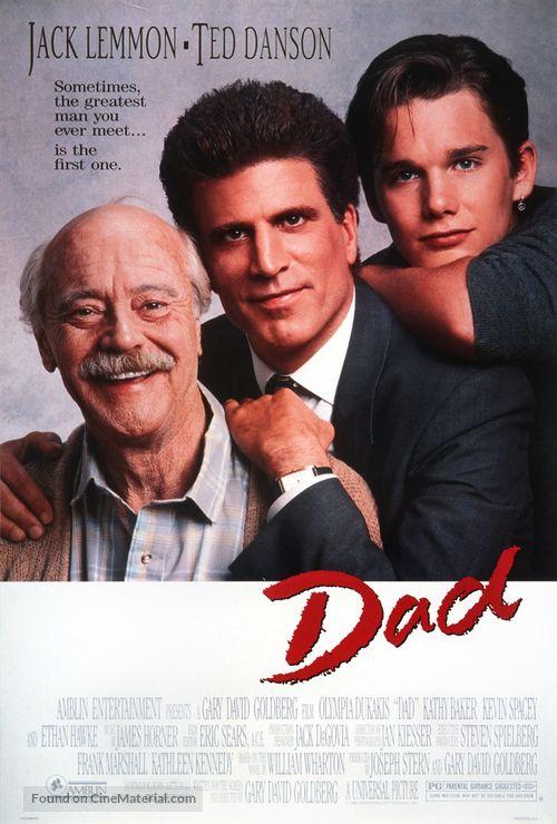 Dad - Movie Poster