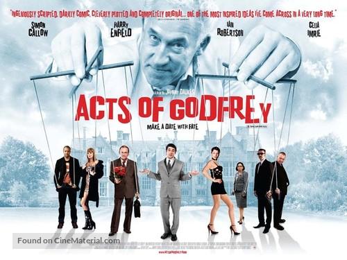 Acts of Godfrey - British Movie Poster