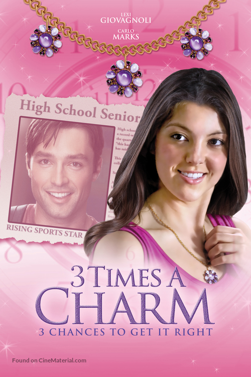3 Times a Charm - DVD movie cover