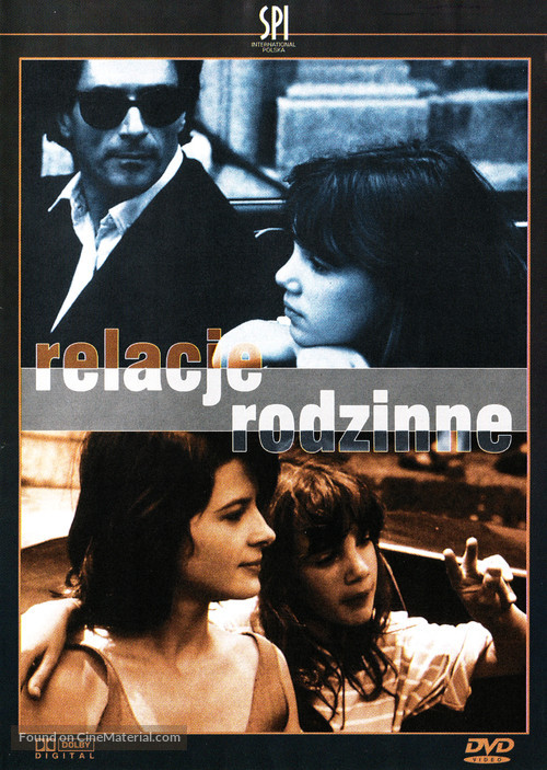 La vie de famille - Polish Movie Cover
