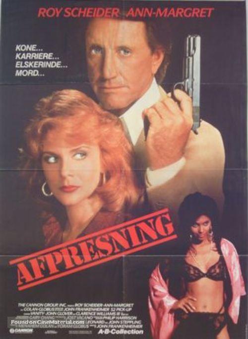 52 Pick-Up - Danish Movie Poster