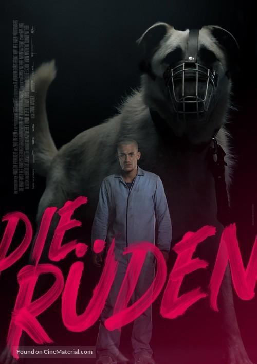 Die Rüden - German Movie Poster