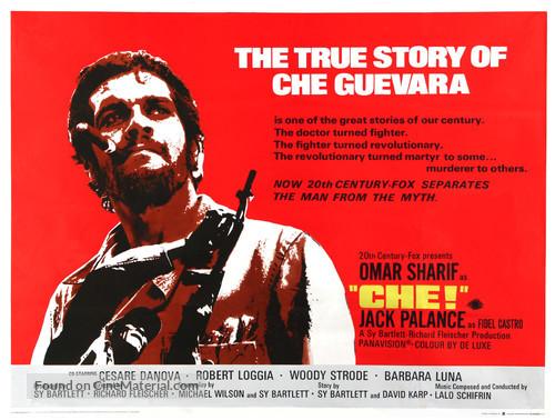 Che! - British Movie Poster