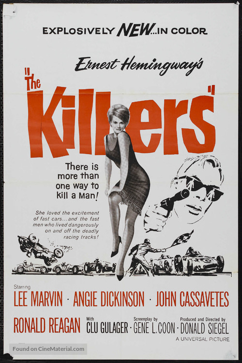The Killers - Movie Poster