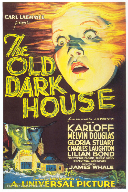 The Old Dark House - Movie Poster