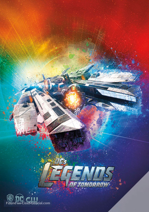"""DC's Legends of Tomorrow"" - Movie Poster"