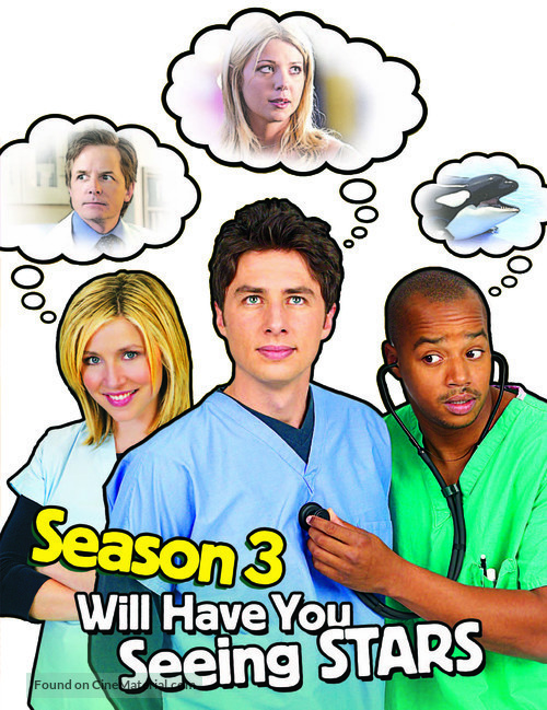"""Scrubs"" - Movie Poster"