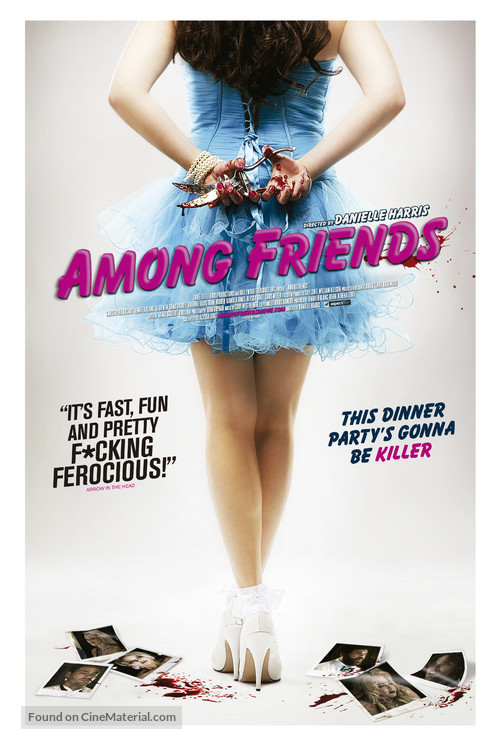 Among Friends - Movie Poster