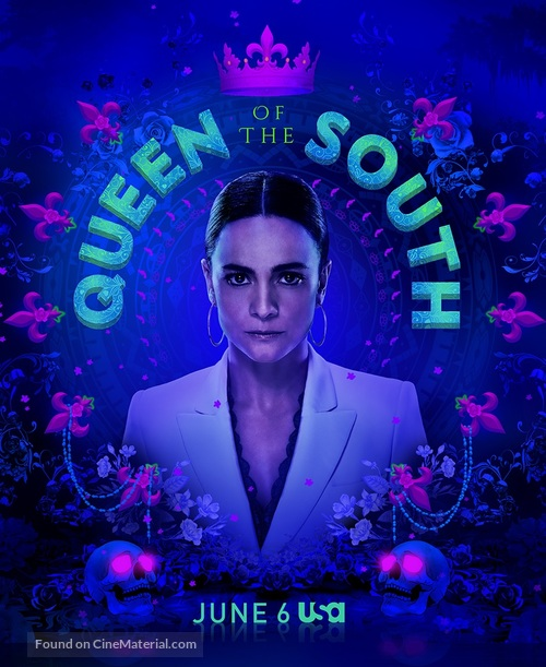 """""""Queen of the South"""" - Movie Poster"""