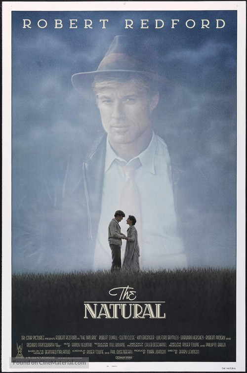 The Natural - Movie Poster