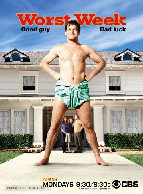 """Worst Week"" - Movie Poster"