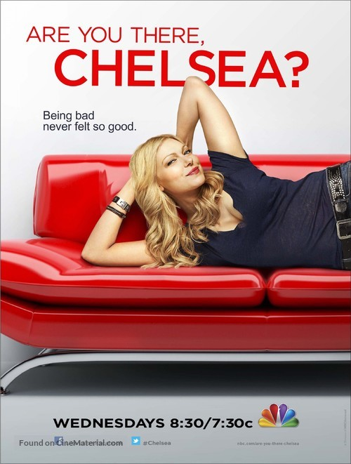 """""""Are You There, Chelsea?"""" - Movie Poster"""