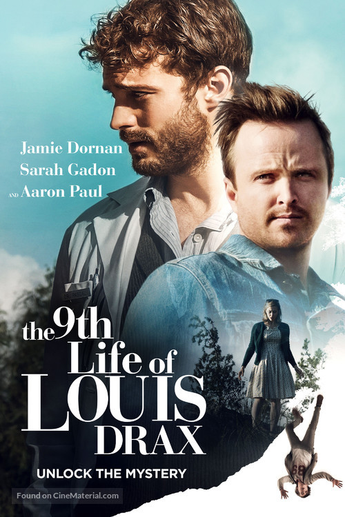 The 9th Life of Louis Drax - Movie Cover