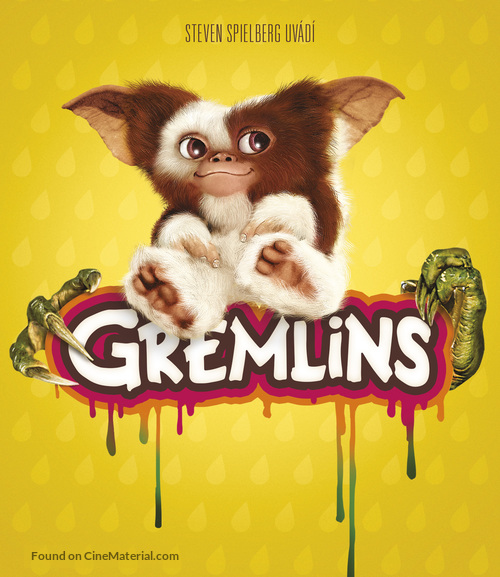 Gremlins - Czech Movie Cover