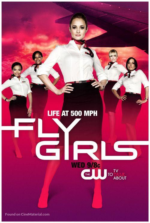 """Fly Girls"" - Movie Poster"