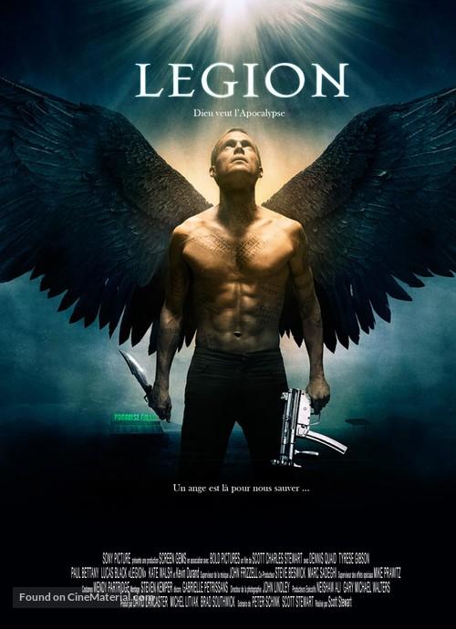 Legion - French Movie Poster