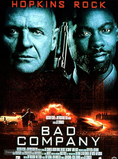 Bad Company 2002 Movie Posters