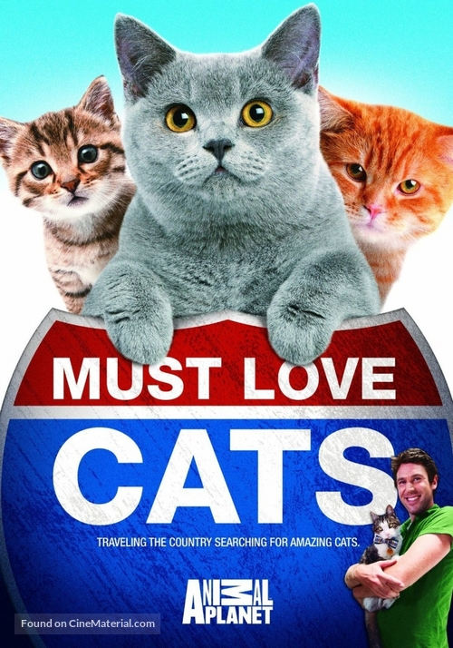 """""""Must Love Cats"""" - Movie Poster"""