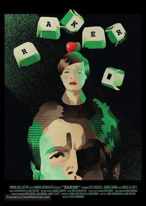 Raker - Australian Movie Poster