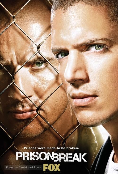 """""""Prison Break"""" - Movie Poster"""