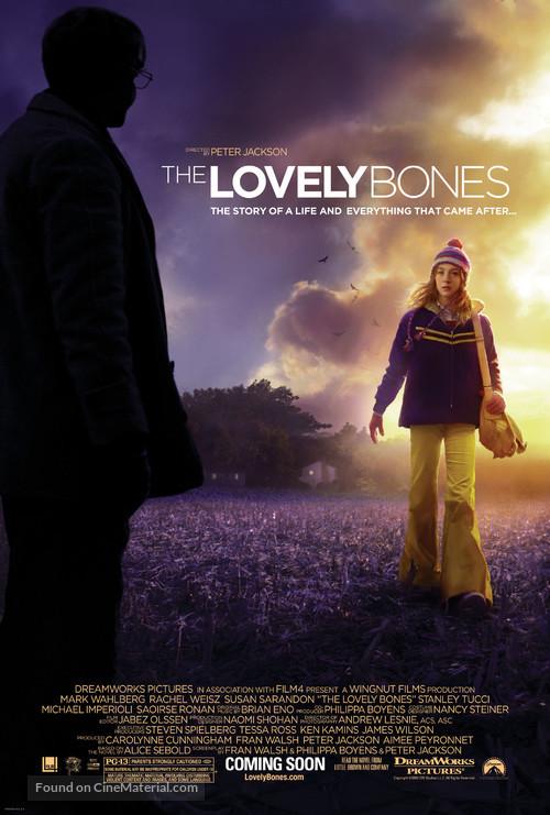 The Lovely Bones - Advance movie poster