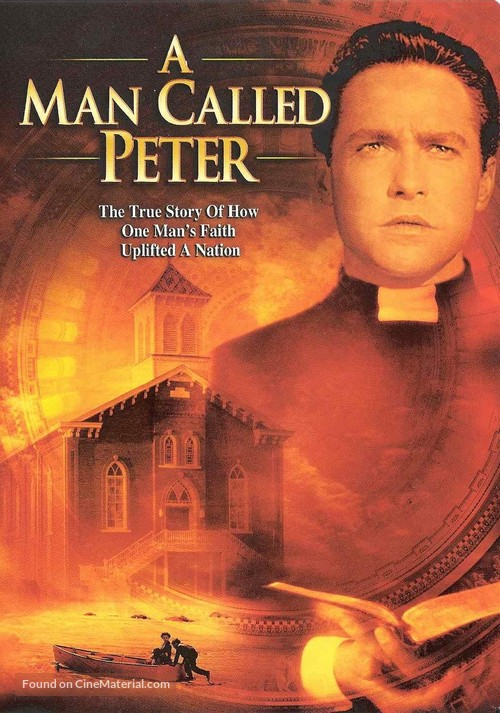 A Man Called Peter - Movie Cover