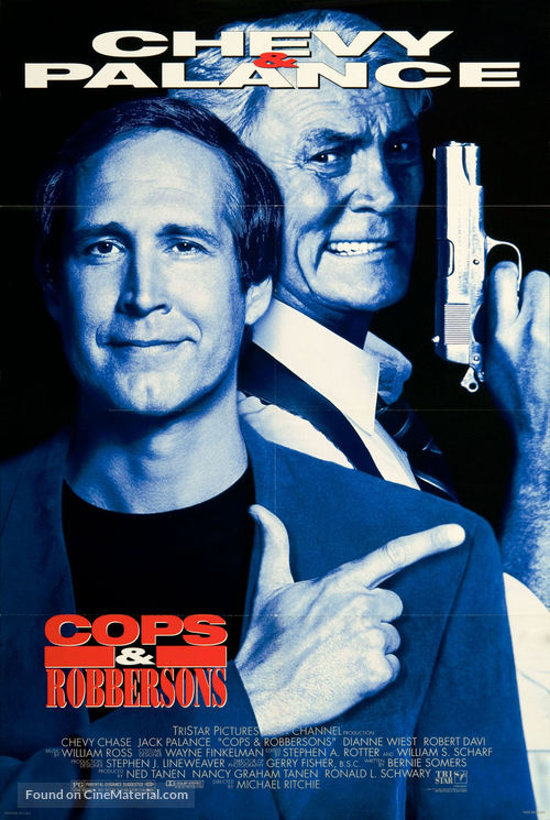 Cops and Robbersons - Movie Poster