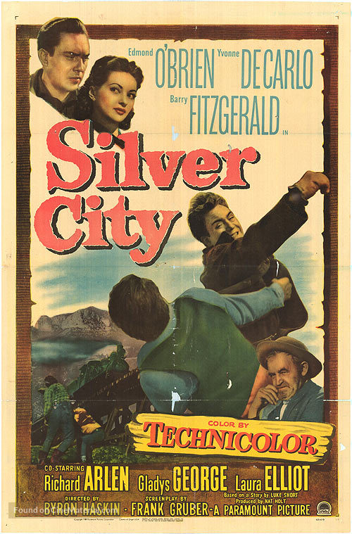 Silver City - Movie Poster