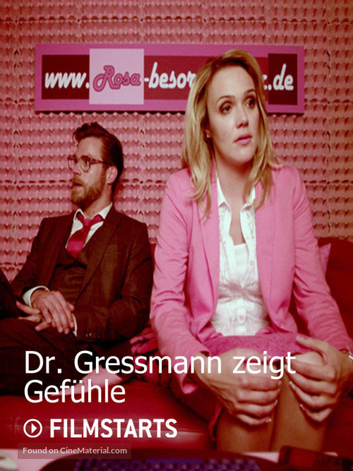 Dr. Gressmann zeigt Gefühle - German Movie Cover