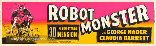 Robot Monster - Movie Poster