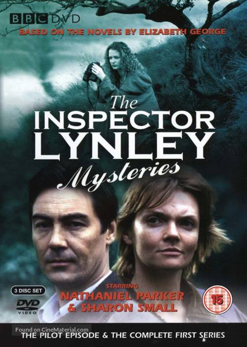 """""""The Inspector Lynley Mysteries"""" - British Movie Cover"""