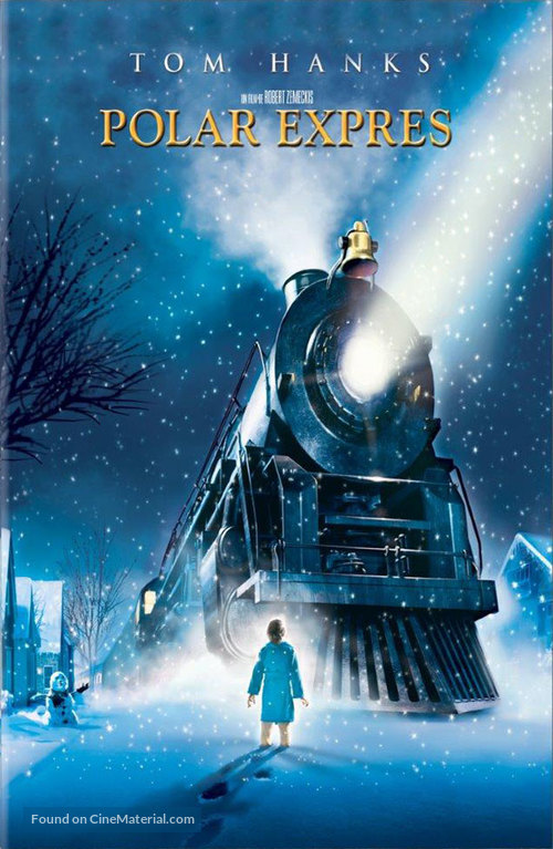 The Polar Express - Romanian Video on demand movie cover