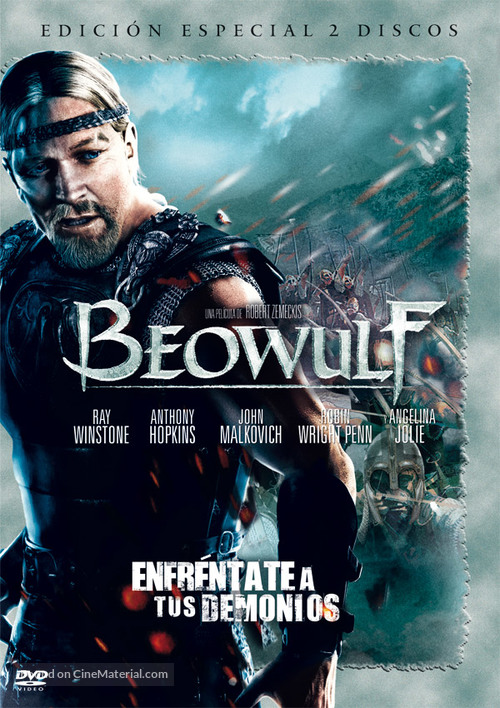 beowulf spanish movie cover