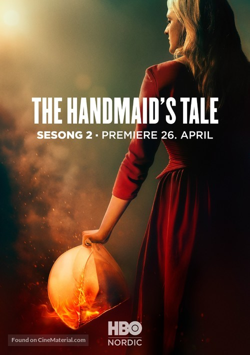 """The Handmaid's Tale"" - Norwegian Movie Poster"