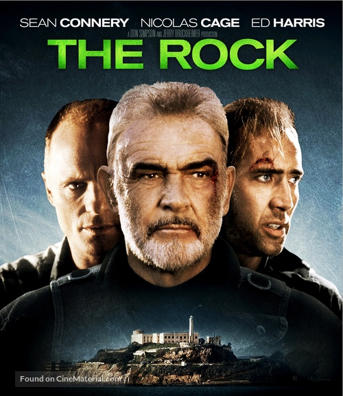 The Rock - poster