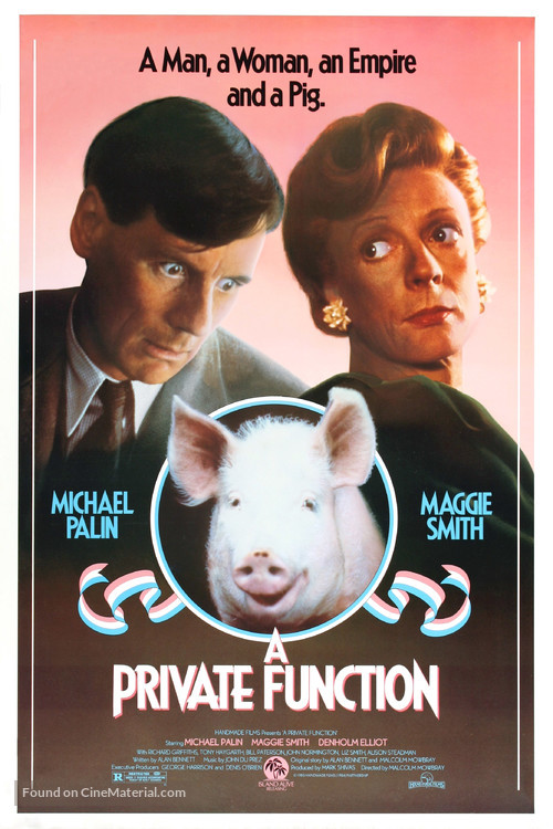 A Private Function - Movie Poster