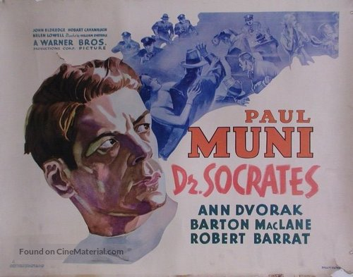 Dr. Socrates - Movie Poster
