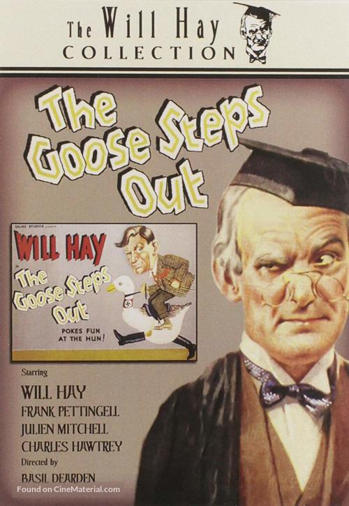 The Goose Steps Out - Canadian Movie Cover