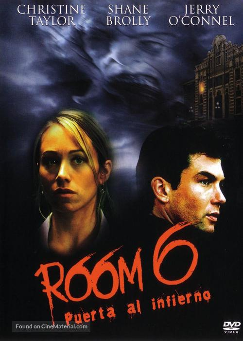 Room 6 - Spanish DVD movie cover