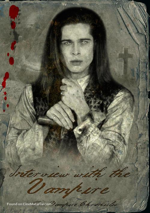 Interview With The Vampire - Movie Cover