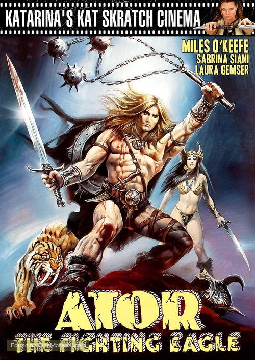 Ator l'invincibile - DVD movie cover