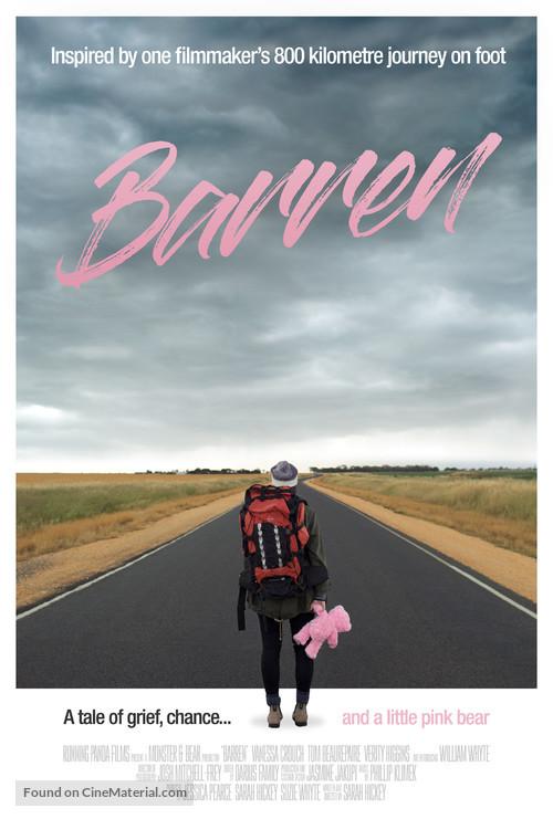 Barren - Australian Movie Poster