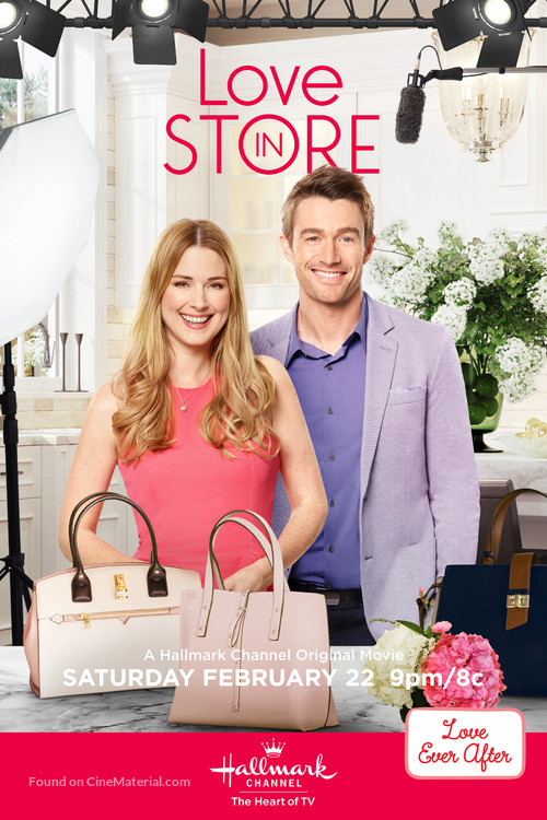 Love in Store - Movie Poster