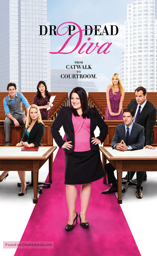 """Drop Dead Diva"" - Movie Poster"